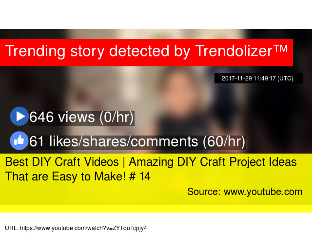 Best Diy Craft Videos Amazing Diy Craft Project Ideas That Are