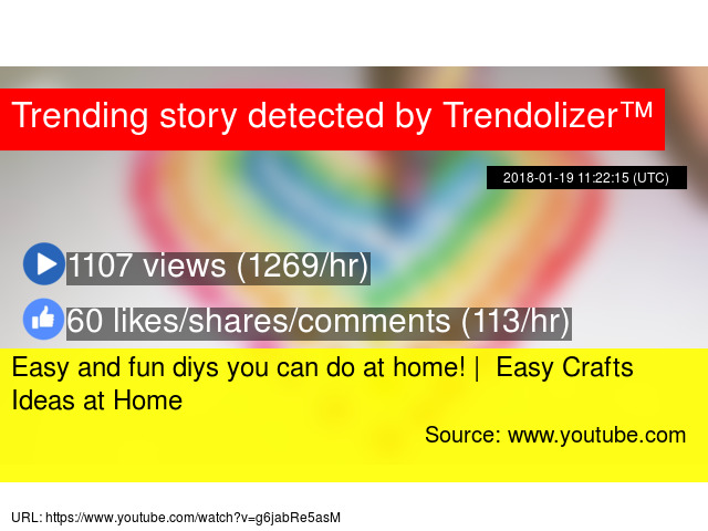 Easy And Fun Diys You Can Do At Home Easy Crafts Ideas At Home