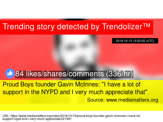 proud boys founder gavin mcinnes quot i have a lot of support in